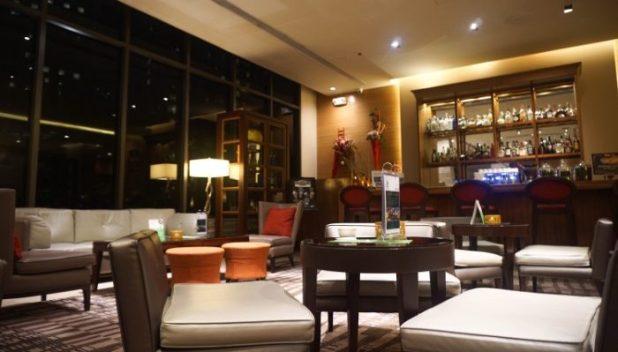 Citron bar, Holiday Inn Makati