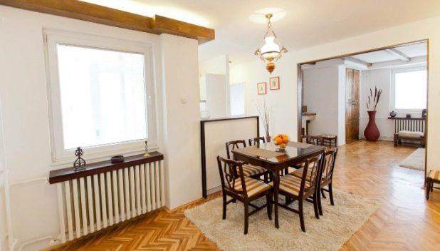 Dining room in Skopje apartment