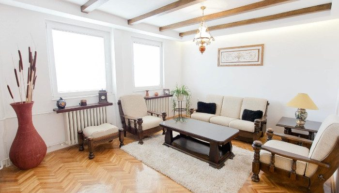Skopje apartment living room