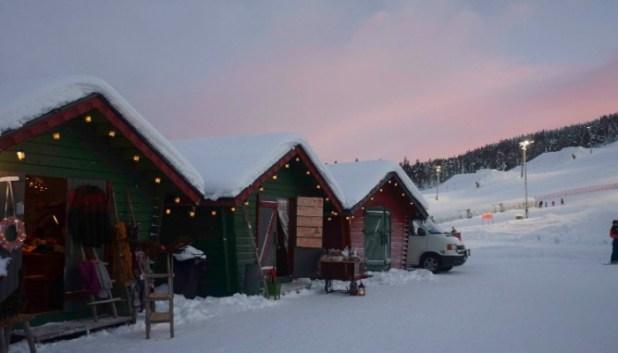 Levi Christmas market