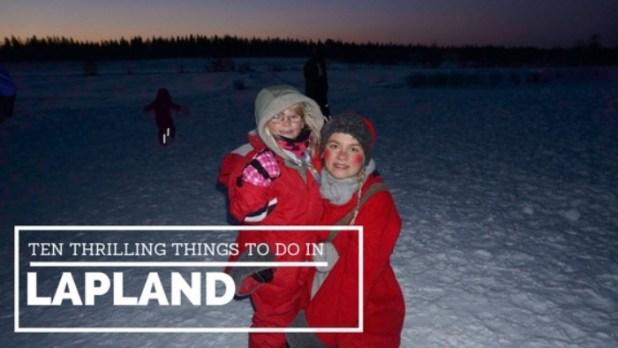 Lapland elves