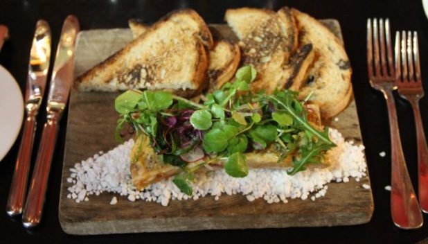 Bone marrow at the Booking Office