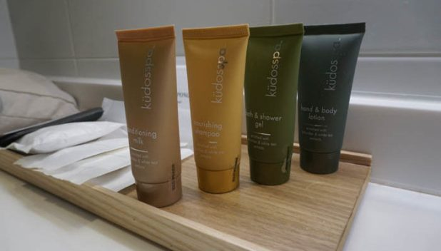 Nest Hotel Incheon bathroom products
