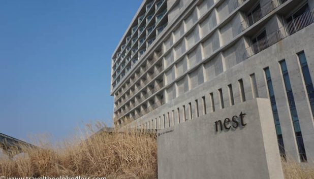 Nest Hotel Incheon exterior