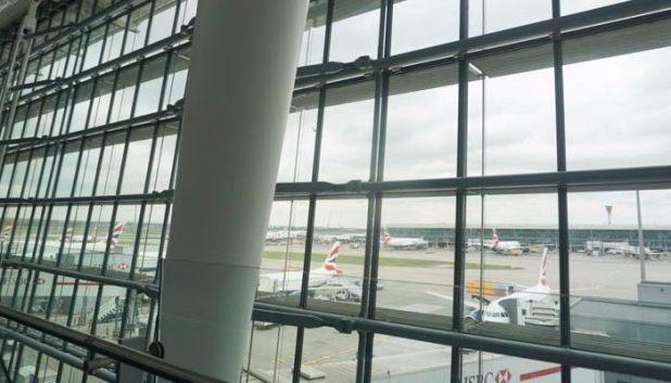 Aspire Lounge Terminal 5