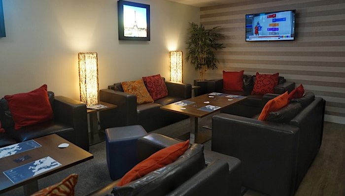 Chill out areas in Doncaster Sheffield Premium Lounge