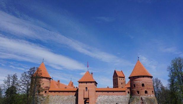 Trakai castle visit