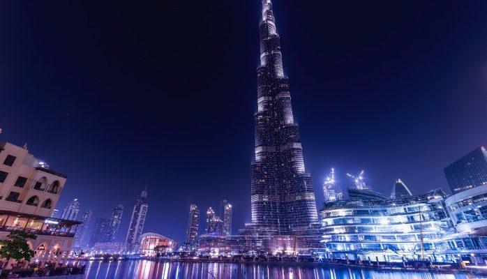 Visit the Burj Khalifa with AVIOS