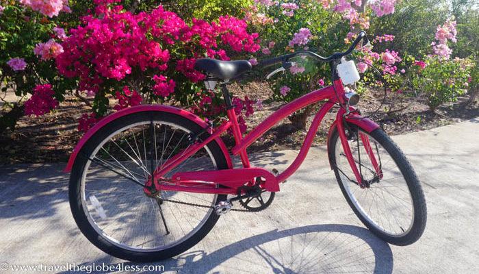 Residence Zanzibar bicycles
