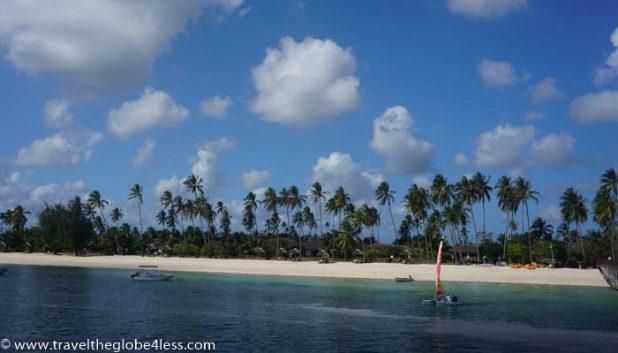 Residence Zanzibar sailing