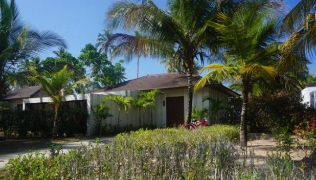 Residence Zanzibar oceanview villla from the path
