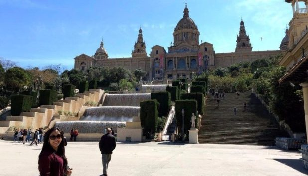 Visit Montjuic for New Years Eve