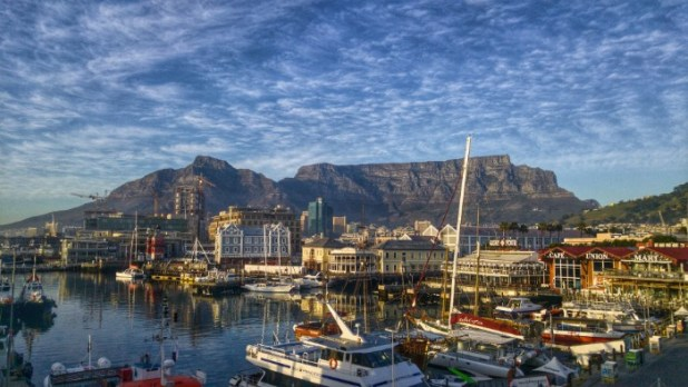 Head to Cape Town for New Year Eve