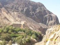Views of the Ma'In Resort from above