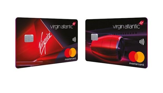 Two new virgin Atlantic credit cards