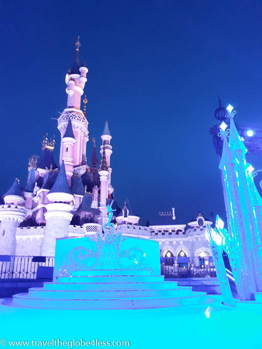 Frozen and Disneyland Paris