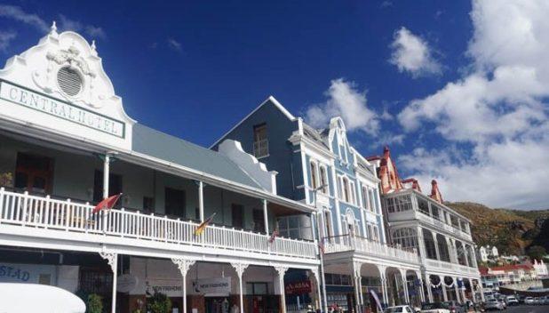 Simon's Town main street