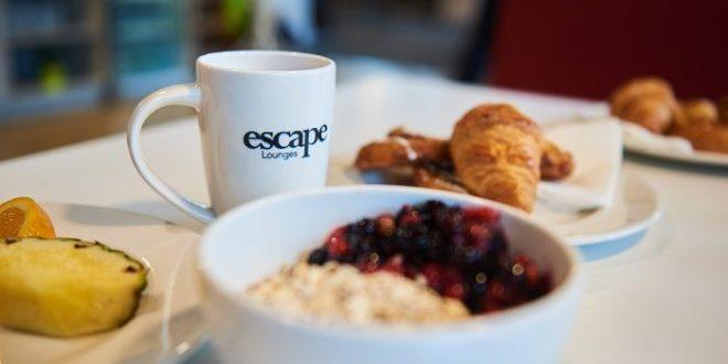 Manchester Airport Escape Lounge 2