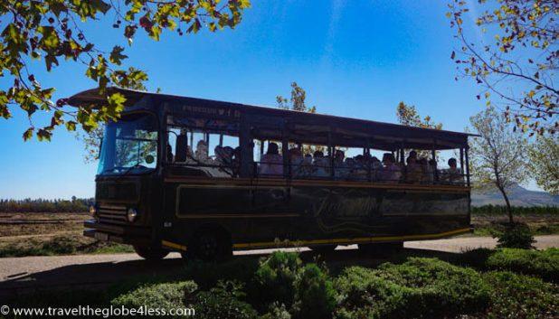 wine bus