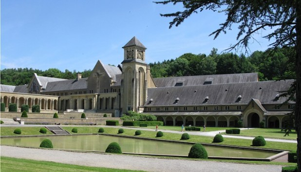 Beer brewing in Belgian monasteries