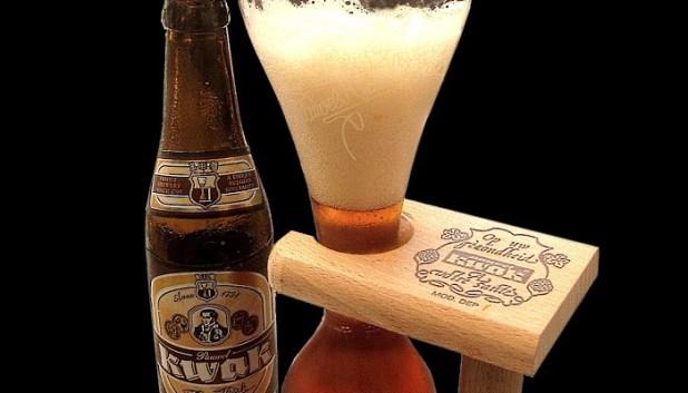 Kwai beer on a Belgian boozy night