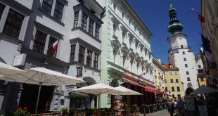 Bratislava St Michaels Gate