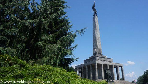 Slavin memorial, Bratislava, Slovakia