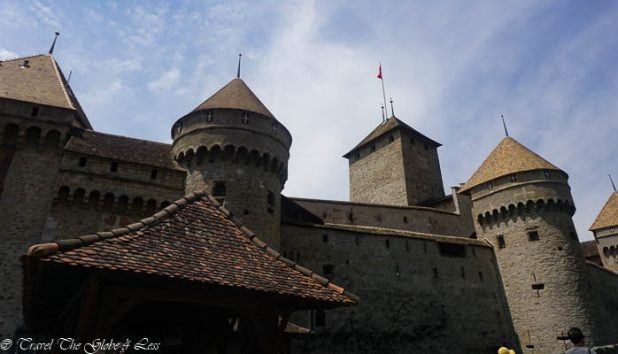 Chillon Castle, Montreux, Lausanne