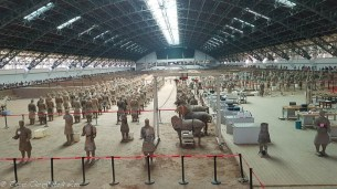 Terracotta Warriors Pit 1 hangar