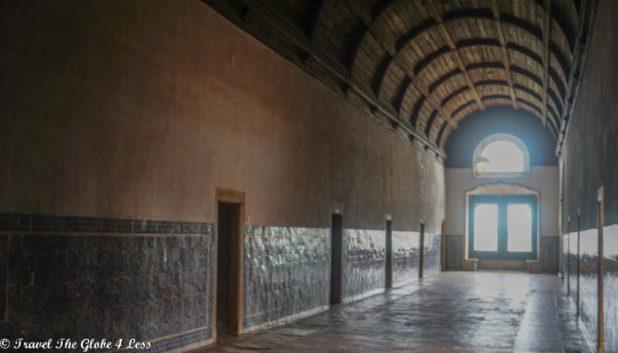 Dormitory of the Convento Do Cristo