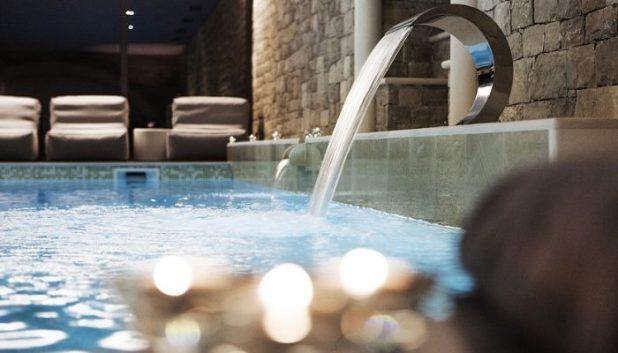 Zona Spa Real Abadia Hotel