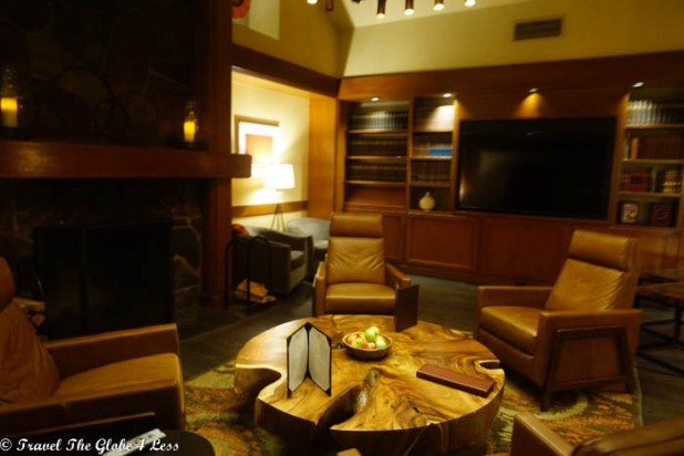 Salish Lodge Club 268 Lounge