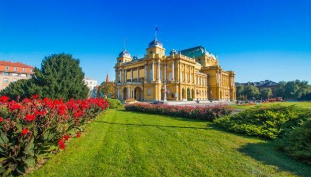Theatre in Zagreb