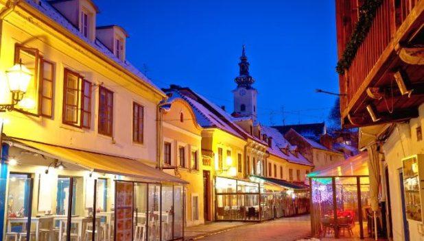 Tkalciceva Street Zagreb