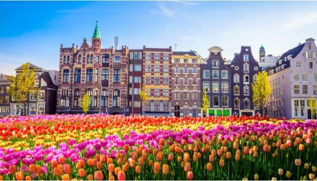 Amsterdam street scenes