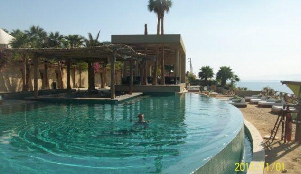 Dead sea day resort