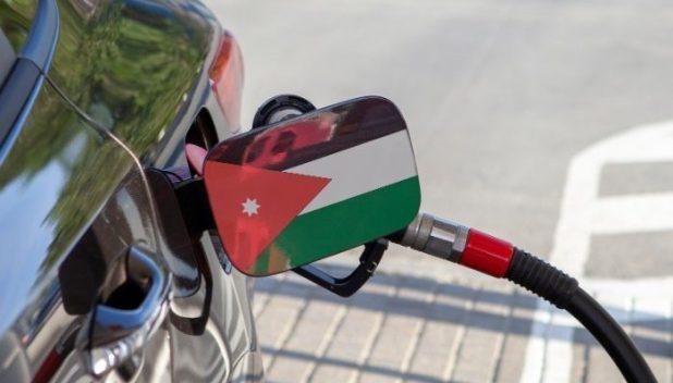 Car filling in Jordan