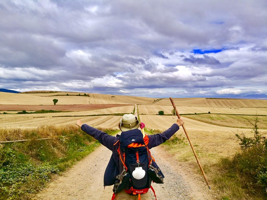 Fabio Cammino di Santiago traveltherapists blog giappone elina e marzia blogger miglior blog di viaggio nomadi digitali psicologia del viaggio travel therapy