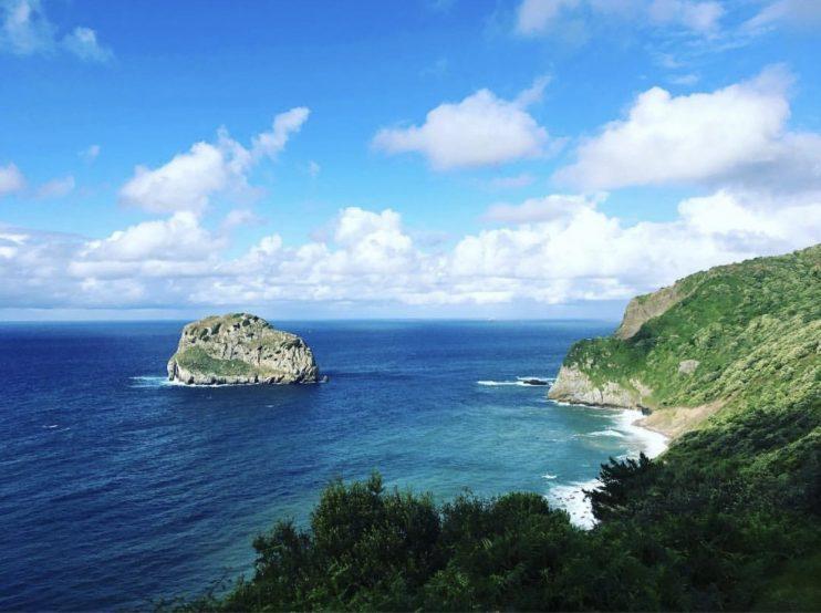 San Juan de Gastgatxe traveltherapists blog giappone elina e marzia blogger miglior blog di viaggio nomadi digitali psicologia del viaggio travel therapy