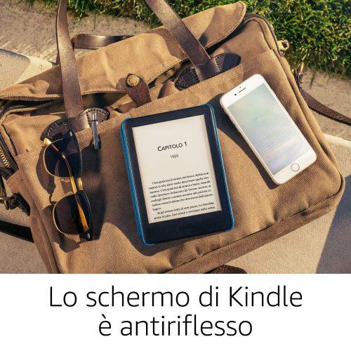 Attrezzatura da Travel Blogger Kindle