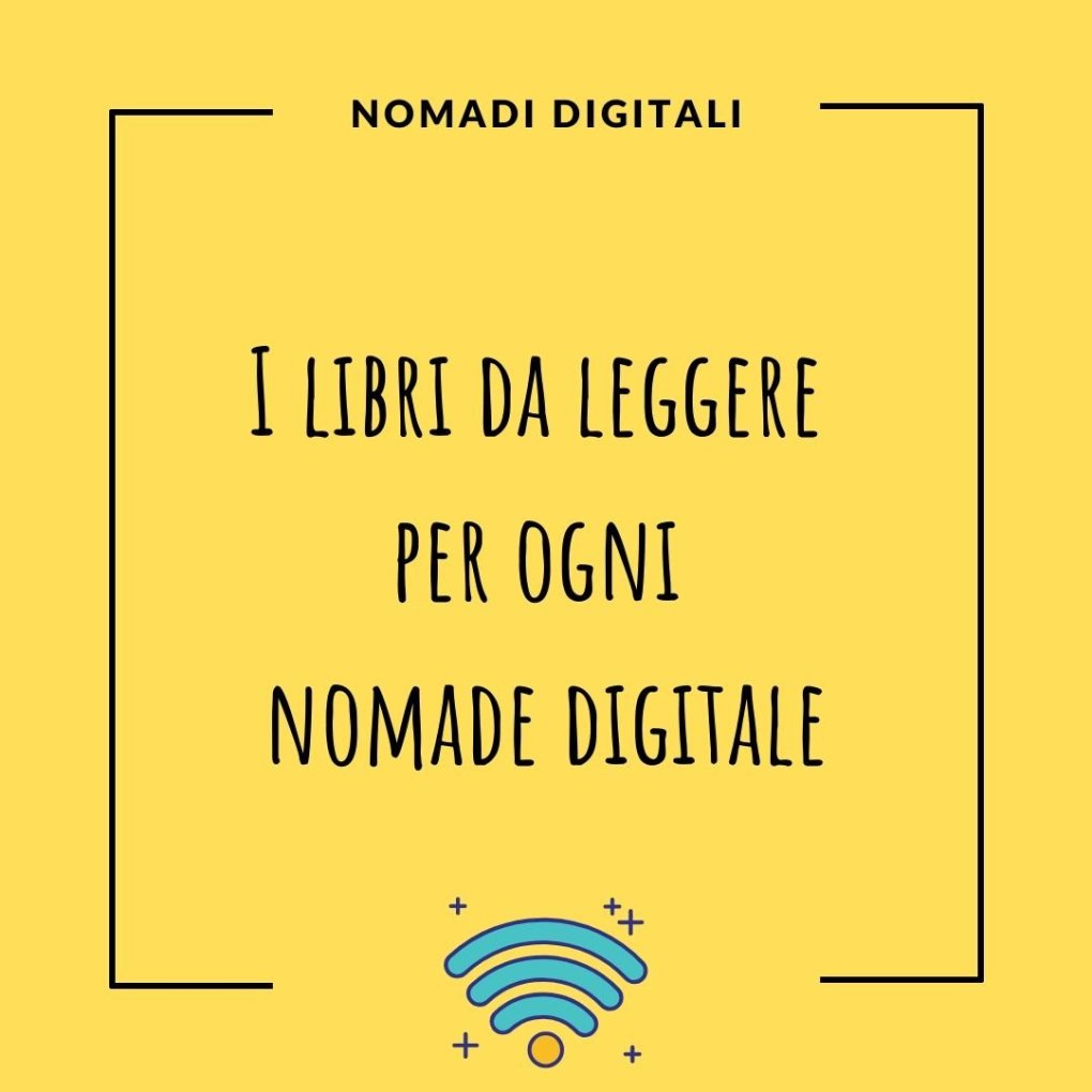 libri per nomadi digitali