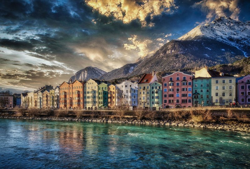 Weekend a Innsbruck