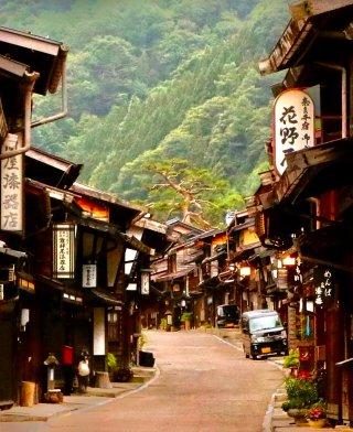 narai juku 7 luoghi imperdibili del Giappone miglior blog di viaggio traveltherapists il mio viaggio in Giappone