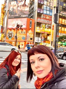 traveltherapists shibuya crossing tokyo