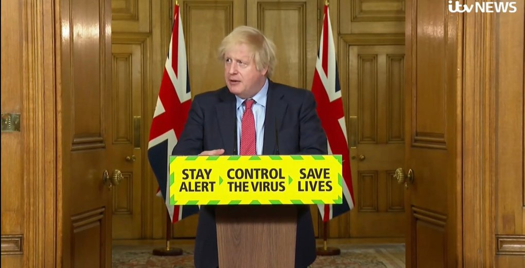 Regno Unito: le dure critiche a Boris Johnson dagli scienziati inglesi traveltherapists