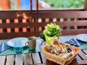 colazione matilde's chalet