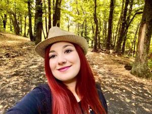 Elina nel bosco