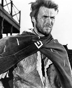 Clint Eastwood in bianco e nero Curiosità sulla Spagna