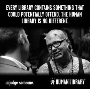 Human library - fonte Instagram