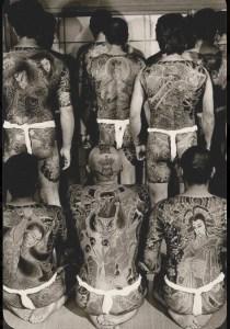 tatuaggi yakuza